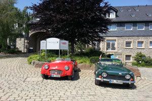 Hotel Hofgut Georgenthal Golf Restaurant Spa Auszeit Taunus Wiesbaden Kurzurlaub Limes Museum