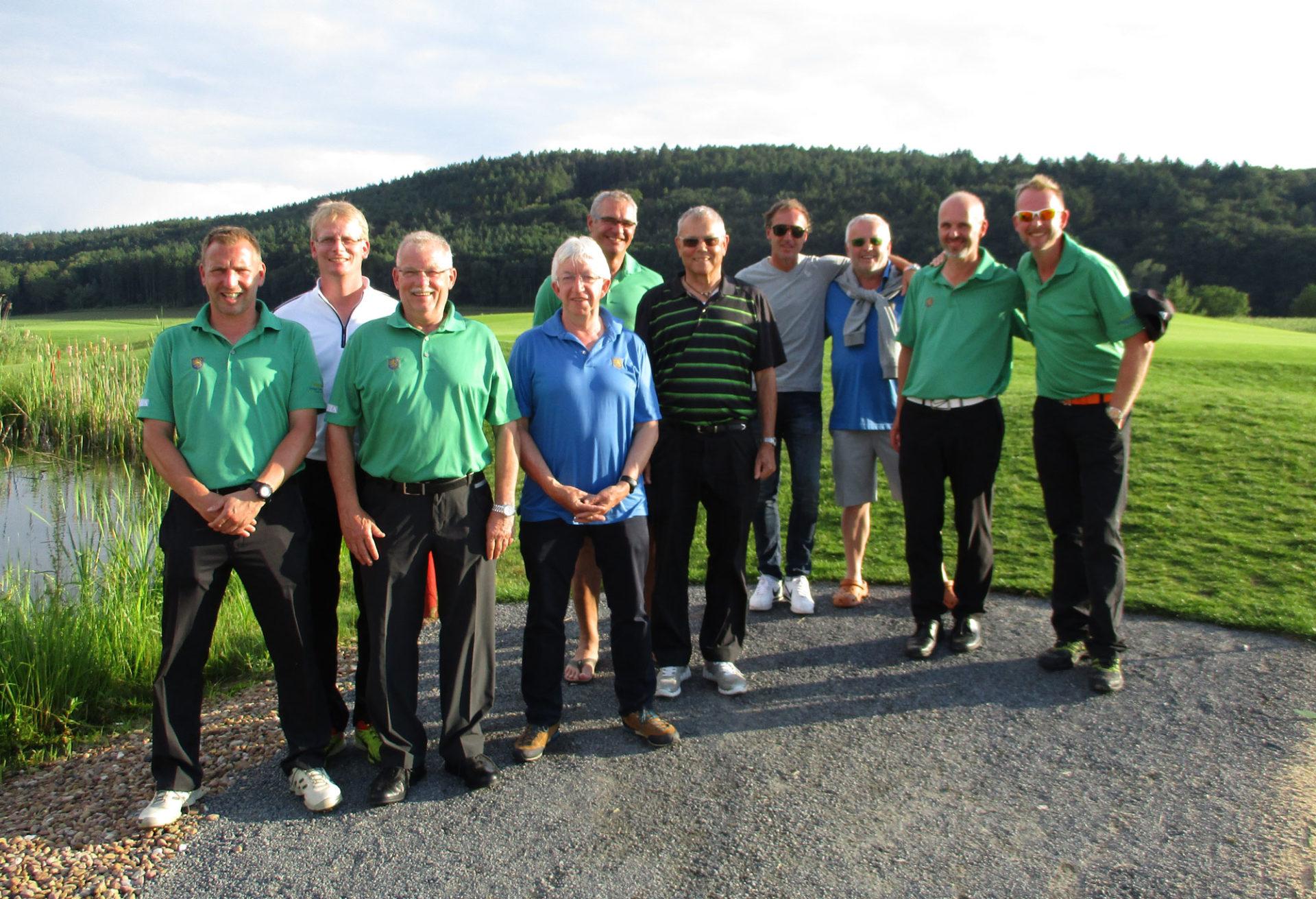 Hotel Hofgut Georgenthal Golf Restaurant Spa Auszeit Taunus Wiesbaden Kurzurlaub Mannschaft