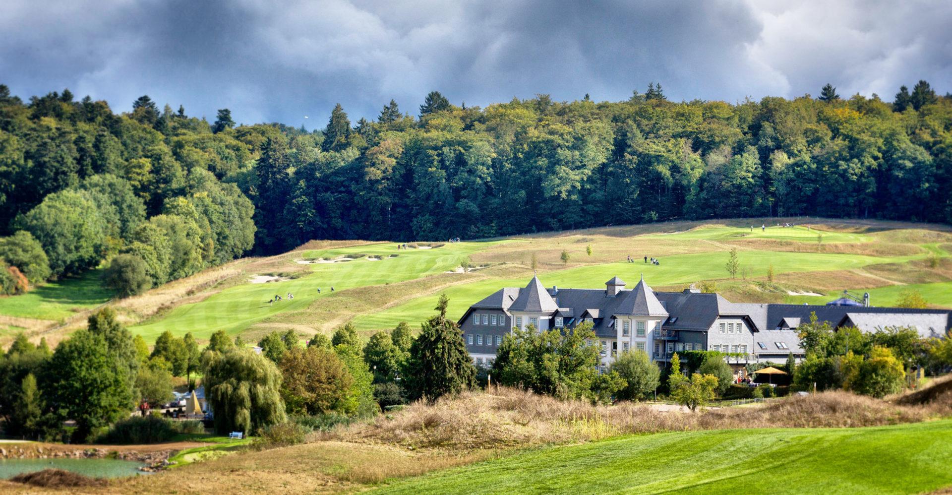 Golf Hotel Hofgut Georgenthal