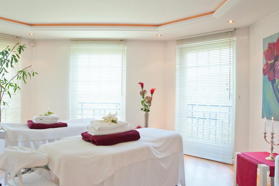 Golf Hotel Hofgut Georgenthal Beauty Spa Wellness Massage