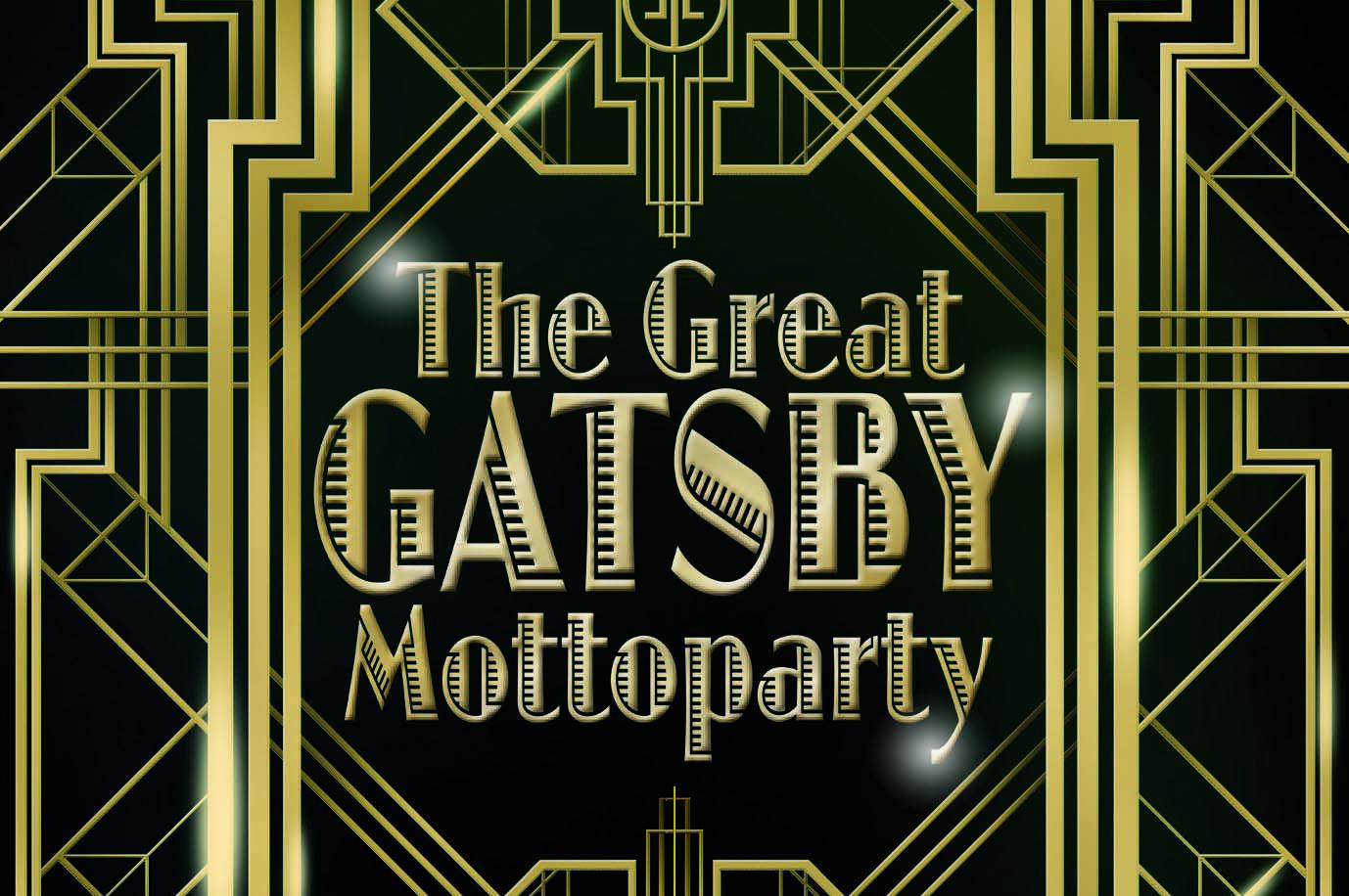 The Great GATSBY Silvesterparty 2018 im Hofgut Georgenthal Hotel Golf Spa Restaurant