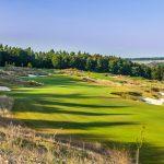 Ein Ausschnitt des Hofgut Golfplatzes